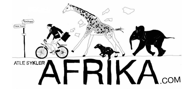 Atle sykler Afrika